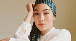 Hana Tajima se adelanta al invierno con una colección muy especial de la mano de Uniqlo
