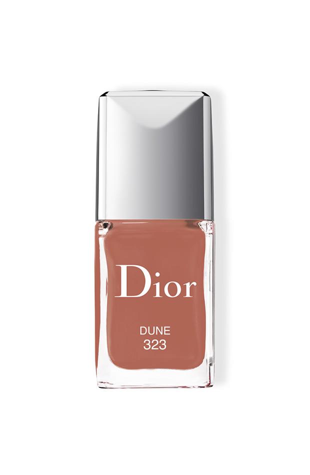 Edición limitada colección Summer Dune de Dior manicuras de tendencia