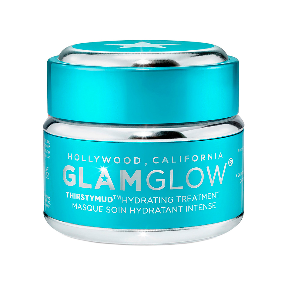 mascarillas para pieles secas Thirstymud TM de GlamGlow