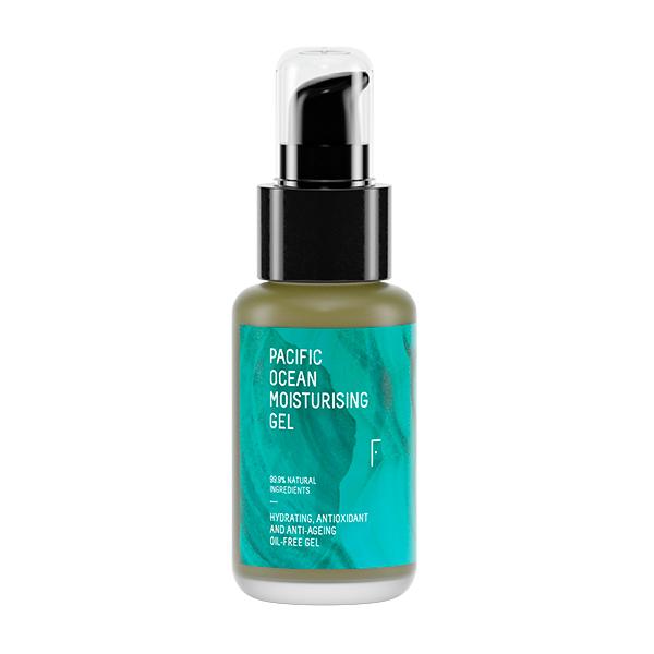 Freshly Cosmetics piel grasa en verano Pacific Ocean Moinsturising Gel
