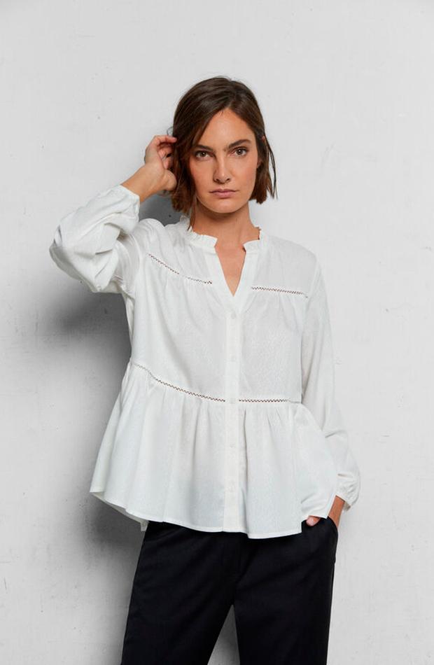 prendas sofisticadas Blusa de Cortefiel