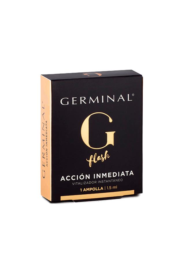 Ampollas efecto lifting instantáneo de Germinal productos de belleza en formato viaje