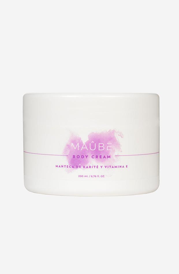Productos de belleza low cost The Body Cream de Maûbe