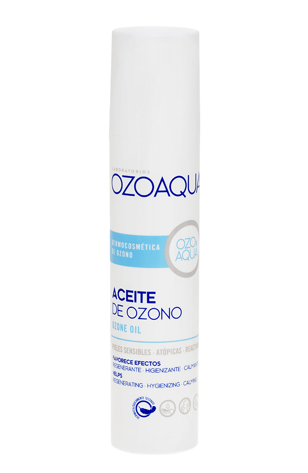 productos para estrías Aceite Ozonizado de Ozoaqua