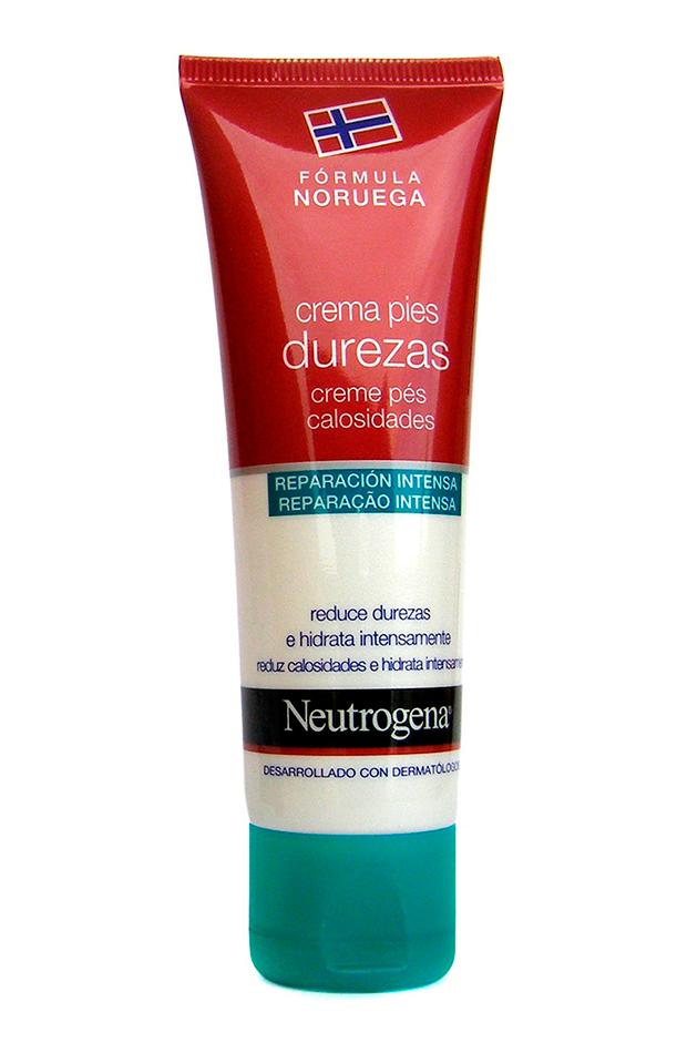 Crema de pies Durezas de Neutrogena