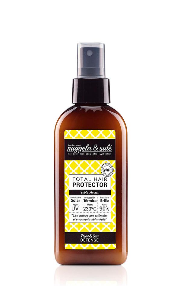 protectores para el cabello Protector Capilar Total de Nuggela & Sulé
