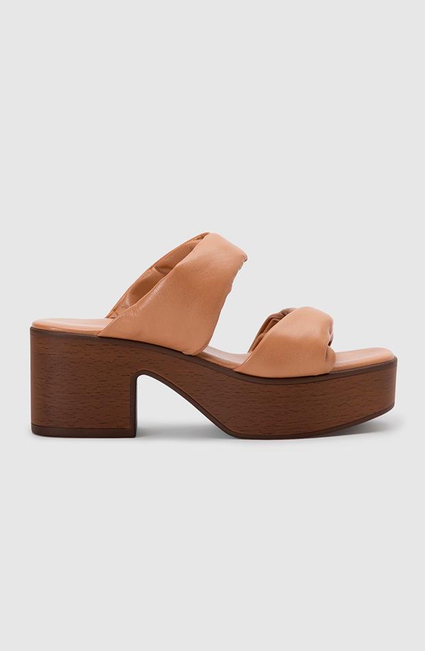 sandalias de tacón Gloria Ortíz