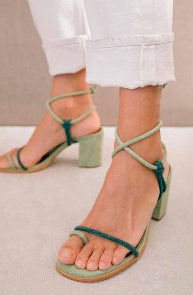 sandalias de tacón Alohas