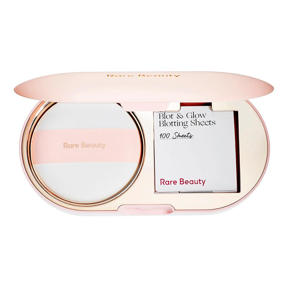 rare beauty selena gomez sephora Blot & Glow Touch-Up Kit