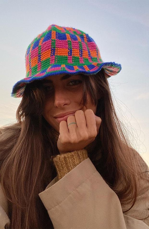 Tendencias de verano y otoño Sombreros de punto - @ninauc