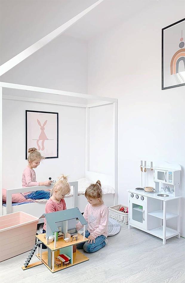 cuarto infantil