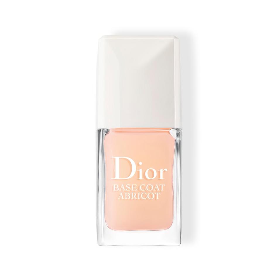 manicura duradera Base Coat Abricot de Dior