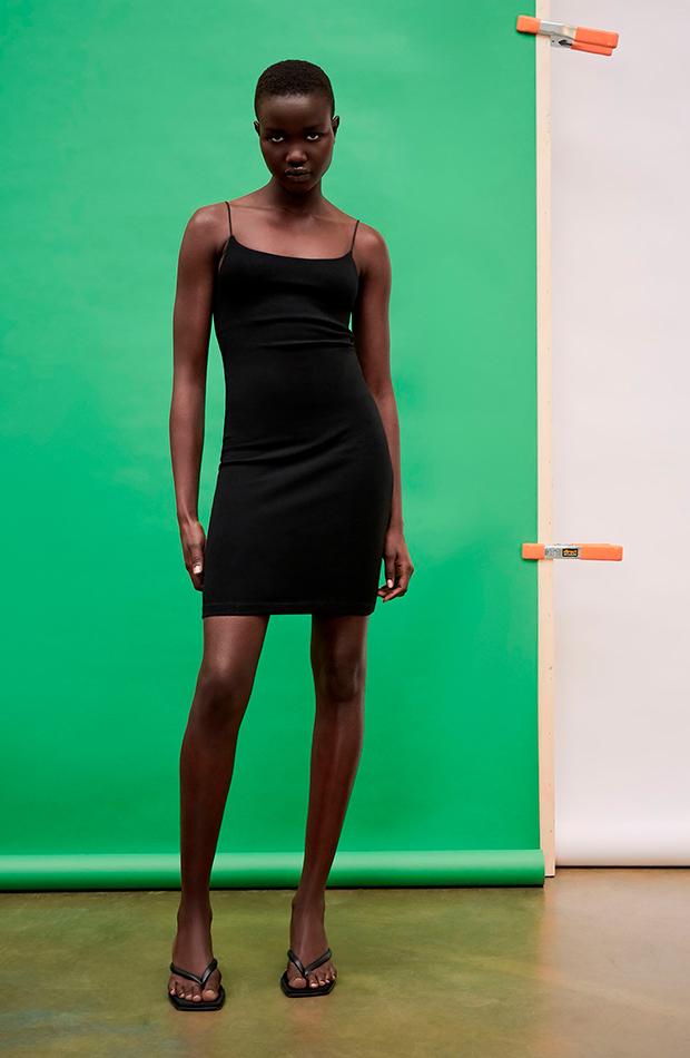 vestidos clásicos Zara