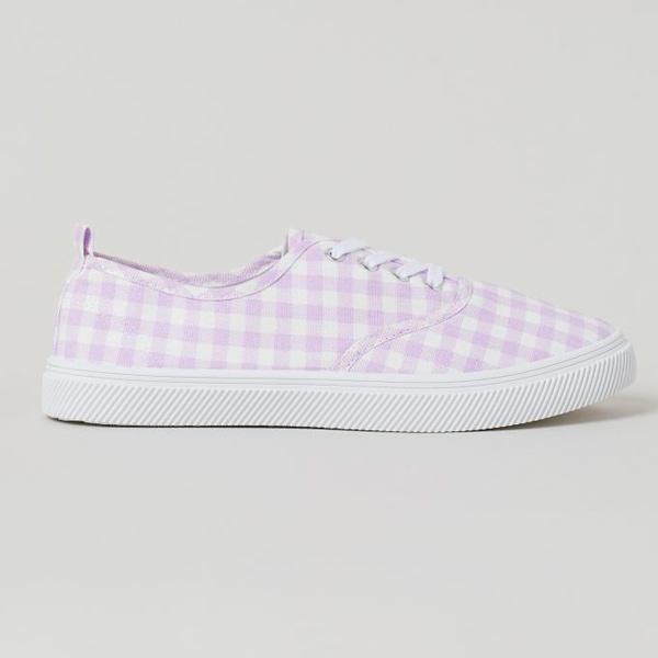 Zapatillas de lona de H&M