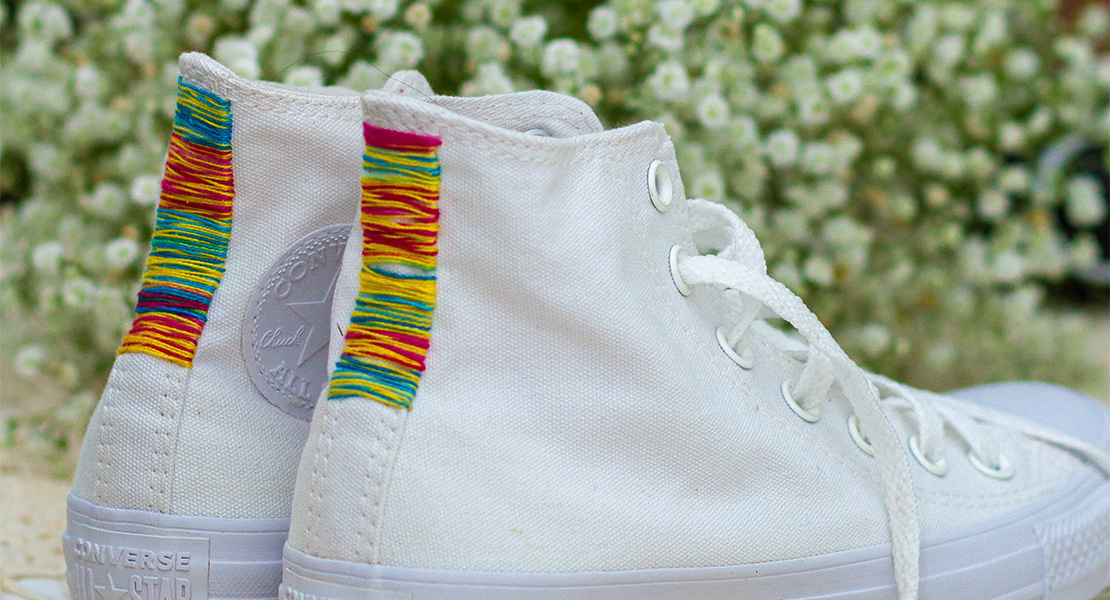 Zapatillas de lona de mujer para verano