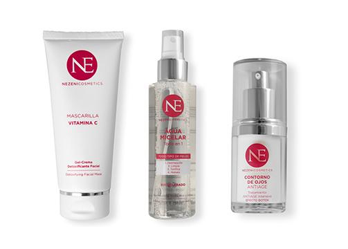 Nezeni Cosmetics multimasking