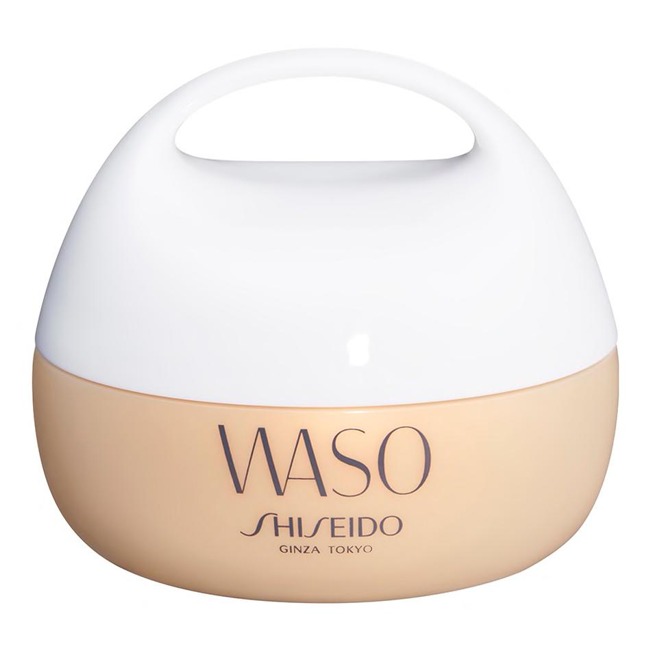 Cremas ultracremosas Waso de Shiseido
