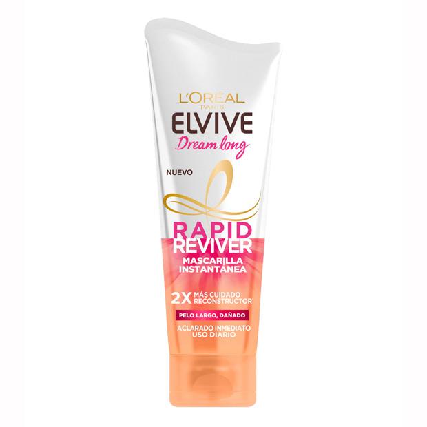 productos reparadores del cabello de Elvive