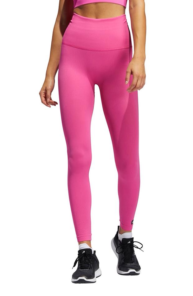 ropa deportiva Mallas rosas de Adidas