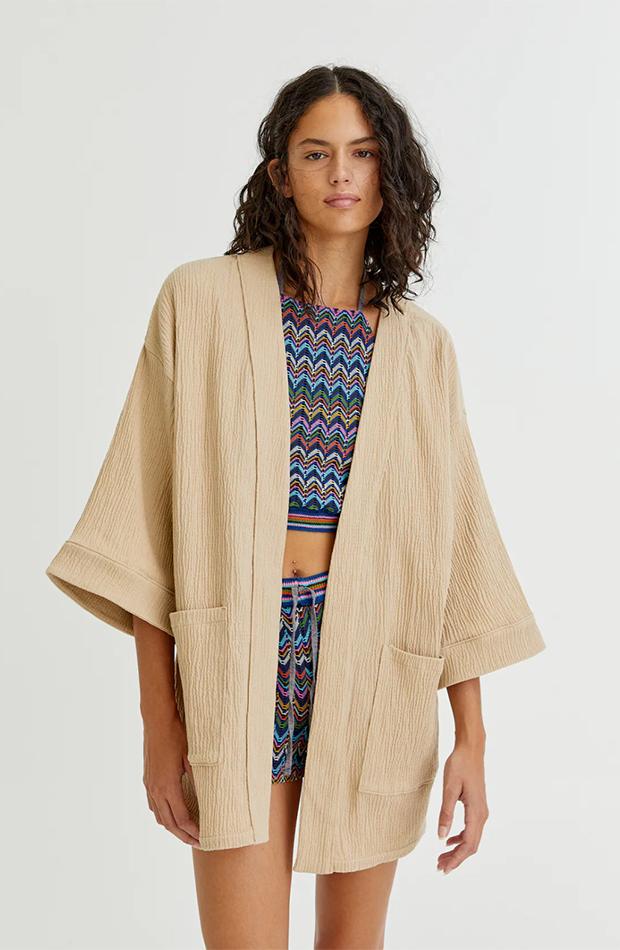 kimonos Pull & Bear