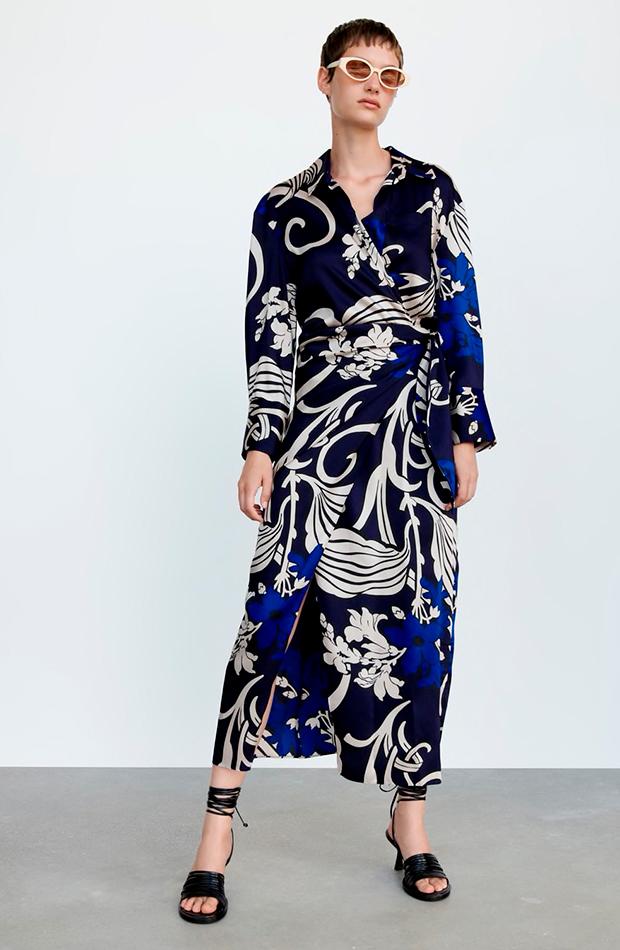 vestidos largos Zara