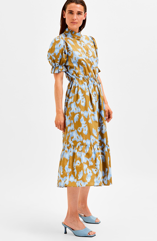 vestidos largos Selected Femme