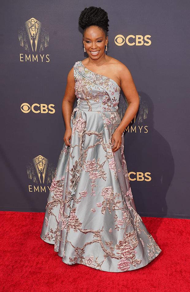 Emmys 2021 Amber Ruffin