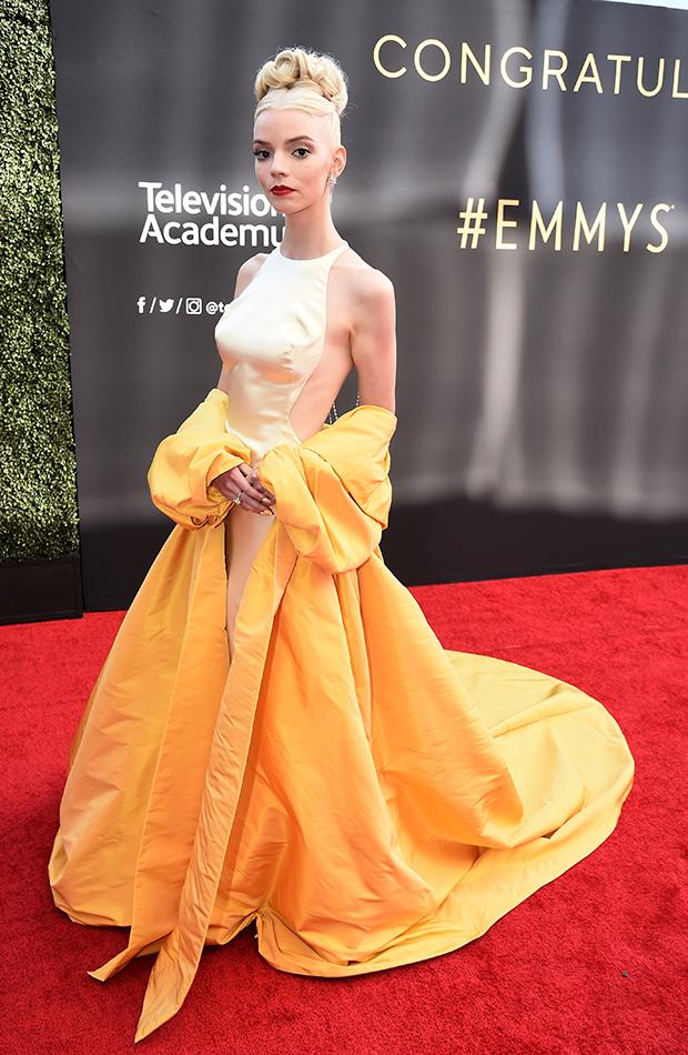 Emmys 2021 Anna Taylor Joy