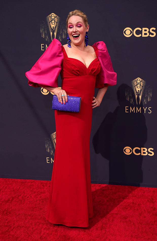 Emmys 2021 Ariel Dumas