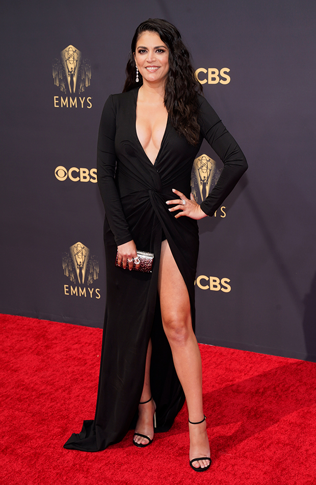Emmys 2021 Cecily Strong