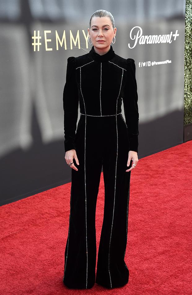 Emmys 2021 Ellen Pompeo