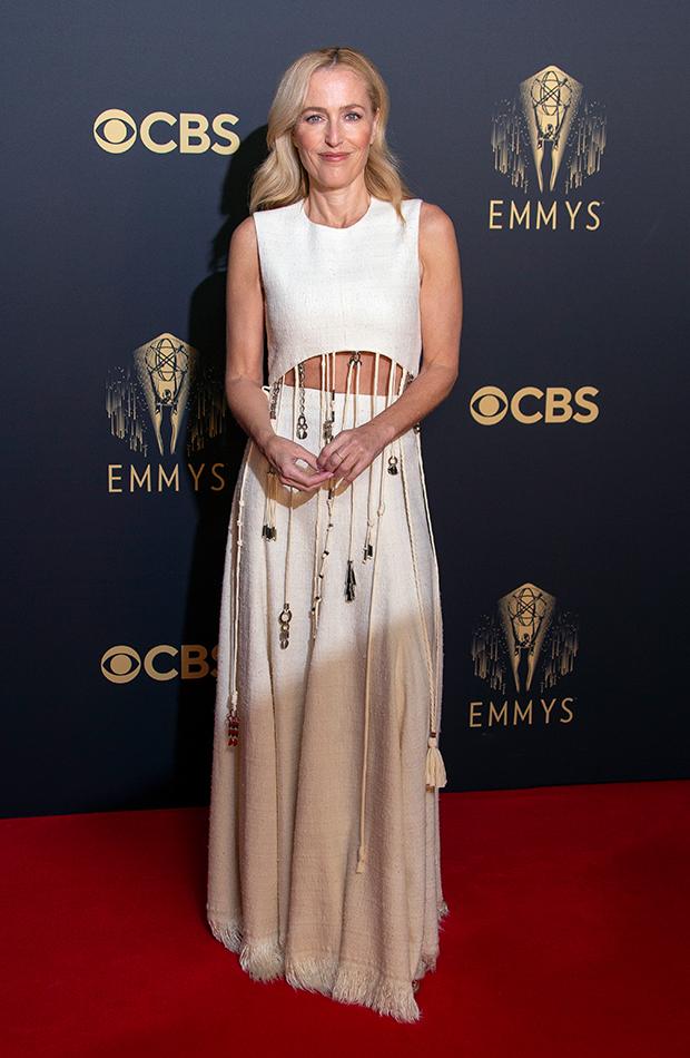 Emmys 2021 Gillian Anderson
