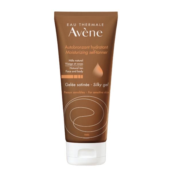 autobronceadores para el rostro Autobronceador hidratante de Avène