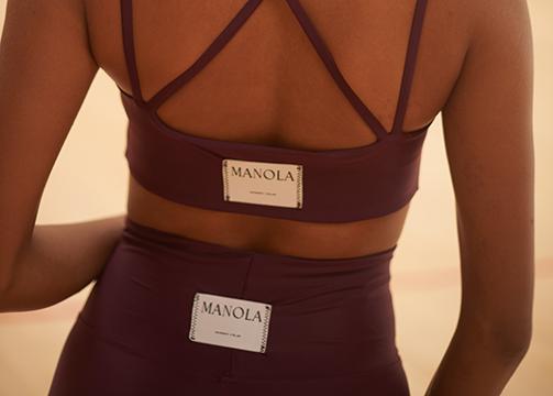 © MANOLA Movement Atelier detalles prendas