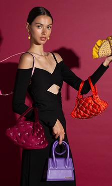 No necesitas comprar un bolso de lujo para llevarlo en tu próximo evento