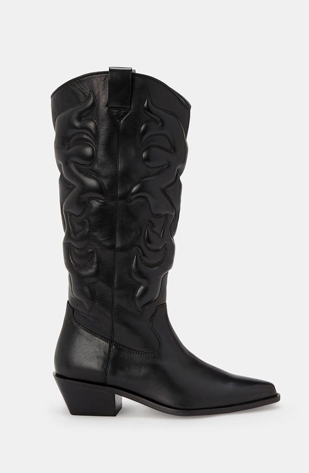 botas camperas Botas negras de Zendra Basic