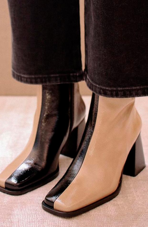 Botas y botines