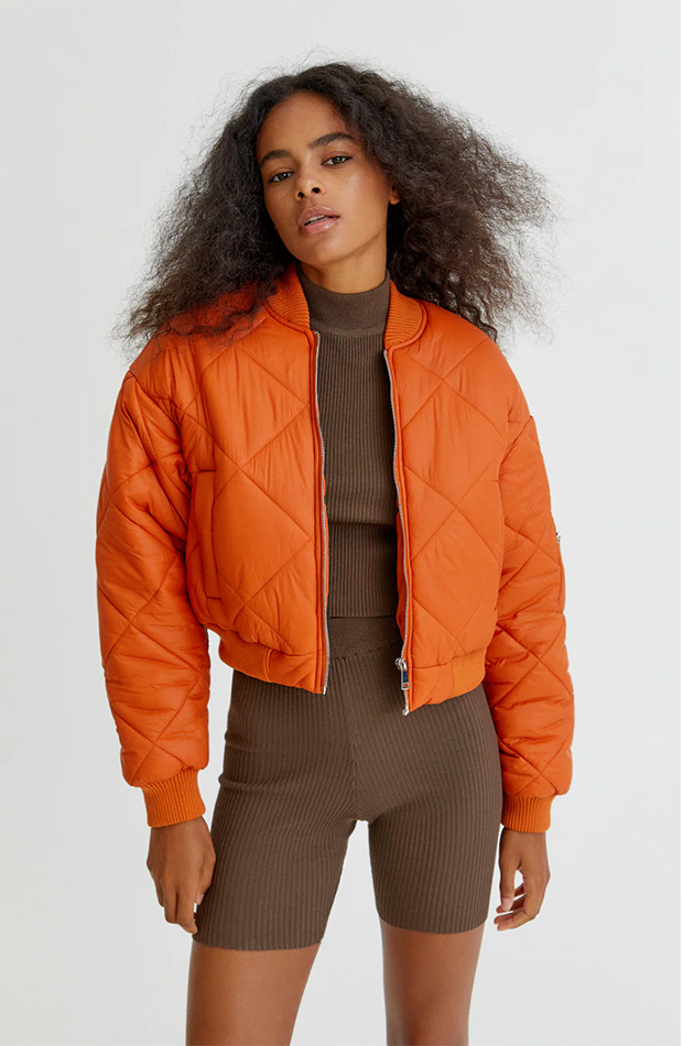 Bomber de Pull & Bear chaquetas de entretiempo