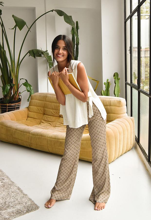 Pantalones de otoño de Muscari