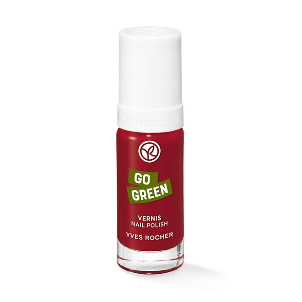 Go Green de Yves Rocher esmaltes de secado rápido
