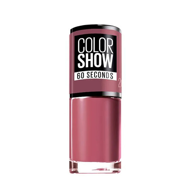 esmaltes de secado rápido Color Show de Maybelline