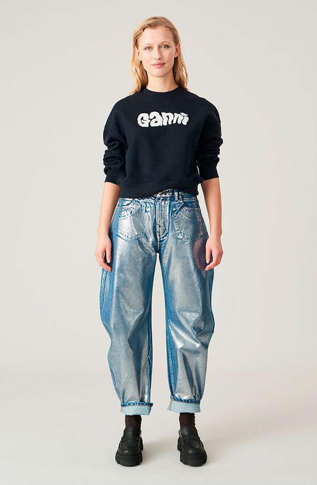 estética de los años 2000 Pantalones de Ganni
