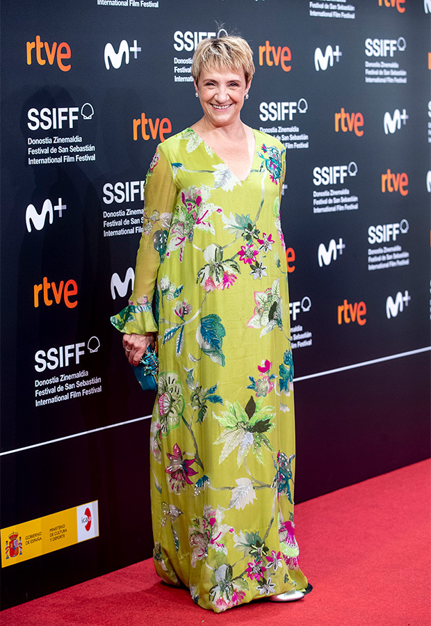 Blanca Portillo en el Festival de San Sebastián 2021