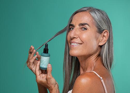 sérum de crecimiento capilar Freshly Cosmetics Hair Growth & Density Treatment Freshly Cosmetics