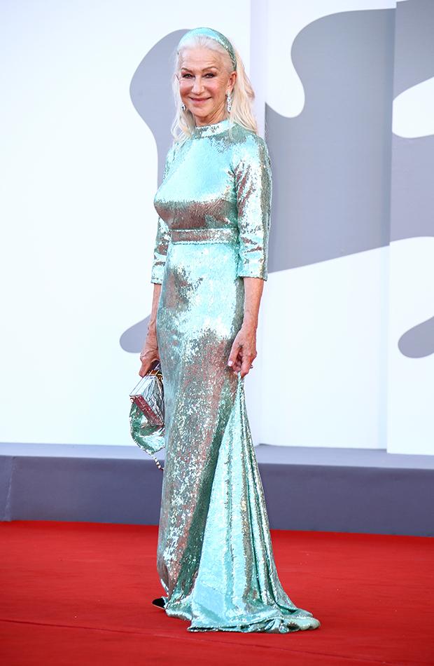 Festival de Venecia 2021 Helen Mirren