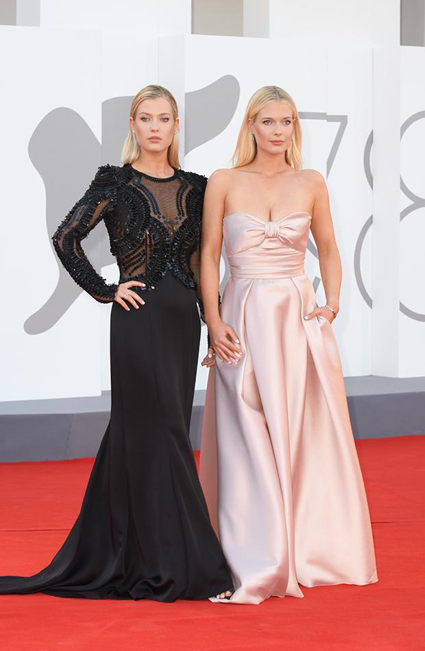 Festival de Venecia 2021 Lady Amelia y Eliza Spencer