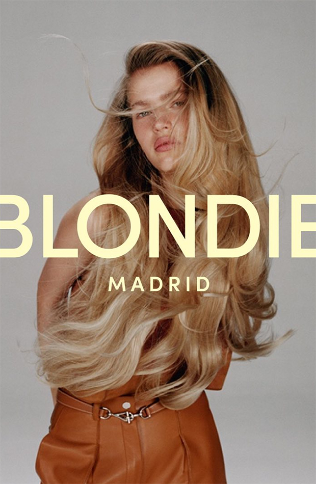 peluquerías favoritas influencers celebrities Blondie