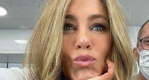 El secreto tras los ojos de Jennifer Aniston