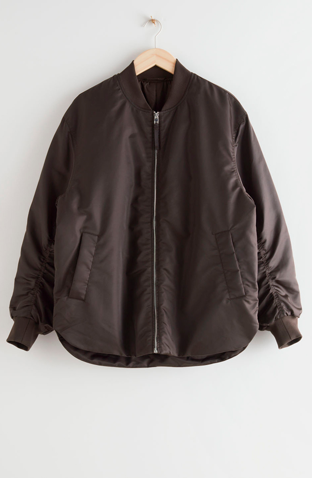 chaqueta bomber & Other Stories