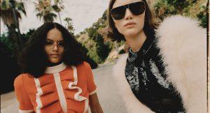 Viajamos al Hollywood de los setenta con la nueva colección de Teresa Helbig para Multiópticas